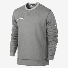 Nike Store. Nike Sport Long-Sleeve Crew Men's Golf Sweater