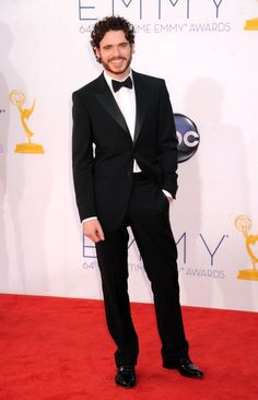 Richard Madden  @ 2012 Emmy Awards