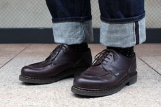 パラブーツ 靴下 - Google 検索