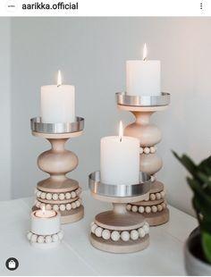 Tea Light Candles, Tea Lights, Tealight Candle Holders, Nordic Design, Marimekko, Lanterns, Create, Easy, Scandinavian