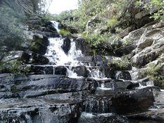 Cachoeira da Trilha dos escravos - Serra do Cipó - MG/Brasil