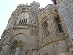 Mudejar Art ~ Catedral de la Seo, Zaragoza, Spain