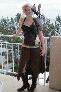 daenerys targaryen costume how to | Daenerys Targaryen Cosplay By Mikomi On DeviantART- Daenerys Targaryen ...