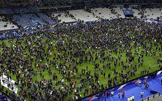 Three dead after Stade de France blast