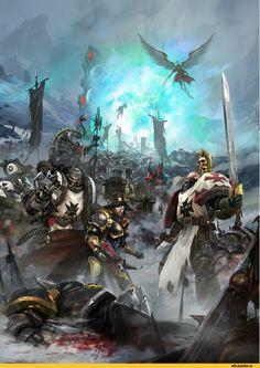Warhammer 40000,warhammer40000, warhammer40k, warhammer 40k, ваха, сорокотысячник,фэндомы,Black Templars,Чёрные Храмовники,Space Marine,Adeptus Astartes,Imperium,Империум,Inquisition,Techpriest,Adeptus Mechanicus,Mechanicum,Ordo Hereticus,Belisarius Cawl,Inquisitor Greyfax,Living Saint,Adepta