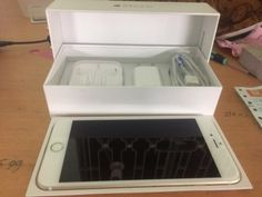 Bán Iphone 6 plus 16 gb Gold Full zin mới 99% giá 8700.