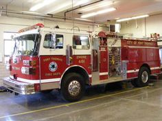 Every since I was little I have wanted to drive a Firetruck, and one day I will, for my Grandfather
