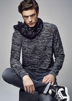 Men's Fashion | IKKS Winter-Outfits | Lookbook 2014