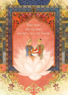 Your Heart and My Heart | Greeting Card Ma's India