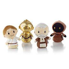 Star Wars Hallmark Itty Bittys Collector Set Luke Skywalker C-3PO Obi-Wan Kenobi Jawa Itty Bittys http://www.amazon.com/dp/B00NJ6TB5W/ref=cm_sw_r_pi_dp_fGxtvb1RKK3DH