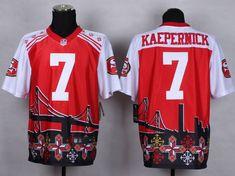 676caf636 San Francisco 49ers 7 Colin Kaepernick Red 2015 New Style Noble Fashion  Elite Jerseyscheap nfl jerseys