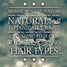 Join me today! And make your hair happy and healthy!!!  www.amberyeo.mymonat.com #Repair #Restore #Regrow #Healthy #Haircare #Products