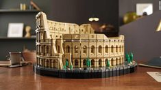 Lego Colosseum, a model of the Roman amphitheater, goes on sale with over 9,000 pieces - CNN