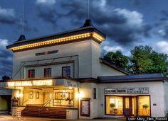 Colonial Theater, Bethlehem, NH 1914