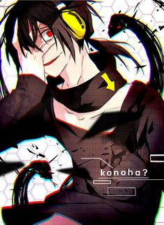 Kuroha - Mekakucity Actors - Kagerou Project