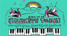 Granite Town Moruya's Jazz, Food & Funk Festival (Granite Town, NSW, Australia)  http://www.thejazzspotlight.com/october2014