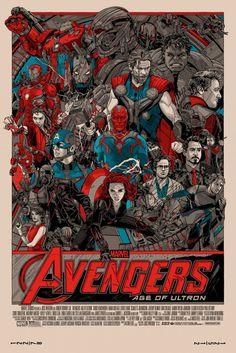 Buy Avengers Age Of Ultron Movie Poster Hulk Thor Tyler Stout Marvel War Infinity at online store Poster Marvel, Marvel Movie Posters, Avengers Poster, New Avengers, Films Marvel, Marvel Art, Marvel Heroes, Marvel Cinematic, Disney Marvel