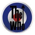 The Who Target - Vinyl Sticker