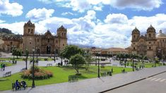Best Time to Travel to Peru, Main Square Cusco.  #cuscocathedral #bestofperu   #cusco   #peru #machutravelperu   #luxurytours #bestplacestovisit