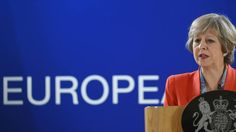 Brexit-rapport gemaakt 'zonder medewerking van regering' | NOS