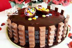 Çikolatalı Yaş Pastam (10 Dakikada) Tarifi nasıl yapılır? 2.407 kişinin defterindeki bu tarifin resimli anlatımı ve deneyenlerin fotoğrafları burada. Yazar: SEDA'NIN MUTFAĞI (BAYAN MARİFET) Chocolate Cake, Yogurt, Wedding Cakes, Pudding, Fresh, Ethnic Recipes, Desserts, Food, Birthday Cakes