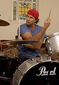 my favorite chili pepper. chad smith.