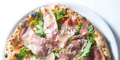 Arugula and prosciutto pizza from A Mano, 24 Franklin Ave. in Ridgewood. Combining artisan ingredients and classic Neapolitan style, A Mano ...