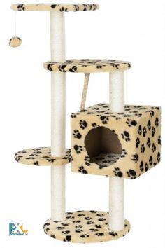 Obdarujte svojho domáceho miláčika skutočným mačacím rajom. Môže si na ňom skvele oddýchnuť, ponaťahovať sa a naostriť si svoje pazúriky. Sisalovým vláknom omotaný škrabací strom a visiace povrázky sa postarajú o dostatok podnetov pre zábavu vášho štvornohého spoločníka. Toilet Paper, Towel, Toilet Paper Roll