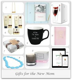 Mother's Day Gifts for the New Mom | MomTrends