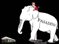 Pasadena, o elefante branco