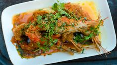 King prawn and tomato curry recipe : SBS Food