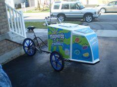 Maynards Ice Cream Bike 2