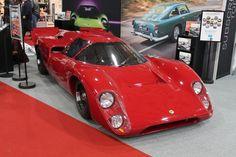 Broadley T76 Mk3B Coupe