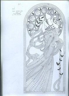 cartons-2 - ladentelledelila Irish Crochet, Crochet Motif, Crochet Lace, Bobbin Lacemaking, Bobbin Lace Patterns, Cutwork Embroidery, Point Lace, Tatting Lace, Needle Lace