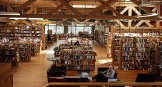 Seattle's cornerstone bookery, The Elliott Bay Book Company, survived a giant move and lived to tell the tale.