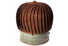 1940s Steel Ventilator on OneKingsLane.com