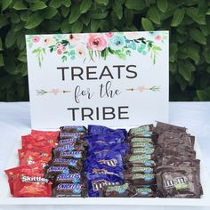 Treats for tribe sig
