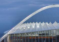 Moses Mabhida Stadium by GMP Architekten - Durban. South Africa