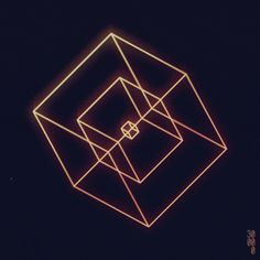 ANIMATED GIF - Which direction do you see the cube moving?