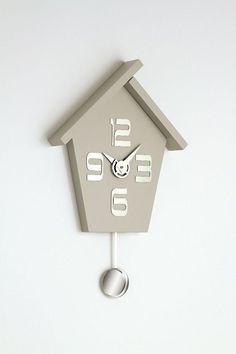 'aicon pendulum clock' by incantesimo design