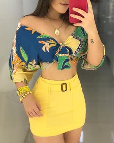 Cute Summer Outfits, Classy Outfits, Cool Outfits, Casual Outfits, Teen Fashion Outfits, Girl Fashion, Womens Fashion, Two Piece Jumpsuit, Kinds Of Clothes
