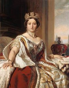 Queen Victoria, Winterhalter, 1859. Photo: Royal Collection.