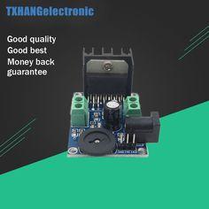 1pcs  DC 6-18V TDA7297 Power Amplifier Module Double Channel 10-50W 2X15W
