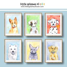 Dog wall decor