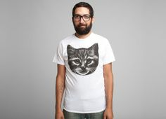"""Everybody Wants to be a Cat"" - Threadless.com - Best t-shirts in the world"