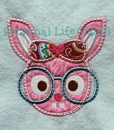 Digital Machine Embroidery Applique Download Design Pattern