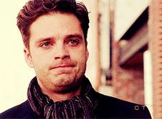 Sebastian Stan as Jefferson (Mad Hatter) in Once Upon a Time This GIF makes me want to cry :(