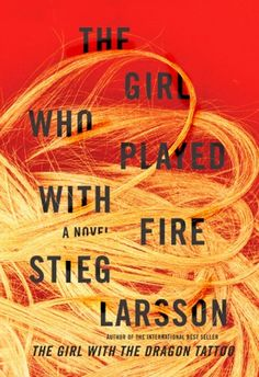 The Girl Who Played With Fire. Read all three. Liked this one the best.