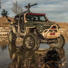 Special Force Edition Wrangler • Follow @theautogram @theautogram @theautogram @theautogram - pic by @starwoodmotors