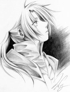 Edward Elric // Fullmetal Alchimist